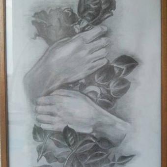 Parduodu tapytus savo paveikslus / Vilija Brazdeikienė / Darbų pavyzdys ID 658105