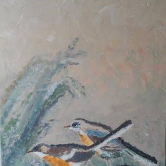 Parduodu tapytus savo paveikslus / Vilija Brazdeikienė / Darbų pavyzdys ID 658111