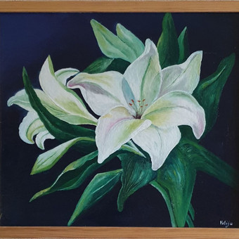 Parduodu tapytus savo paveikslus / Vilija Brazdeikienė / Darbų pavyzdys ID 658117