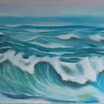 Parduodu tapytus savo paveikslus / Vilija Brazdeikienė / Darbų pavyzdys ID 658119