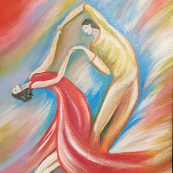 Parduodu tapytus savo paveikslus / Vilija Brazdeikienė / Darbų pavyzdys ID 658125