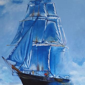 Parduodu tapytus savo paveikslus / Vilija Brazdeikienė / Darbų pavyzdys ID 658141