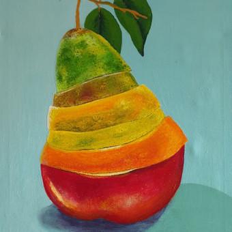 Parduodu tapytus savo paveikslus / Vilija Brazdeikienė / Darbų pavyzdys ID 658153