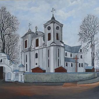 Parduodu tapytus savo paveikslus / Vilija Brazdeikienė / Darbų pavyzdys ID 658167