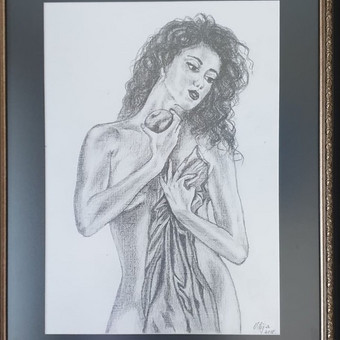 Parduodu tapytus savo paveikslus / Vilija Brazdeikienė / Darbų pavyzdys ID 658173