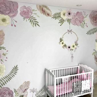 Piešiniai ant sienų/sienų tapyba / Laura Jakutiene / Darbų pavyzdys ID 658237