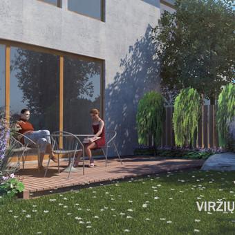 Aplinkos projektavimas, vizualizavimas, augalų parinkimas, brėžiniai, konsultacijos.Konsultacijos nuo 50E, projektai nuo 200E.