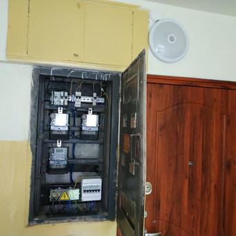 Elektrikas 860001840 Šiauliai / Pavelas / Darbų pavyzdys ID 659331