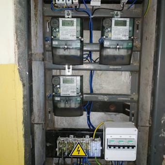 Elektrikas 860001840 Šiauliai / Pavelas / Darbų pavyzdys ID 659329