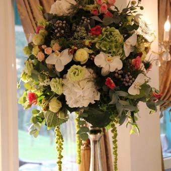 Floristas, gėlių salonas / Oksana / Darbų pavyzdys ID 86393