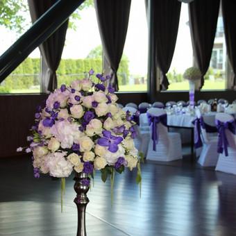 Floristas, gėlių salonas / Oksana / Darbų pavyzdys ID 86388