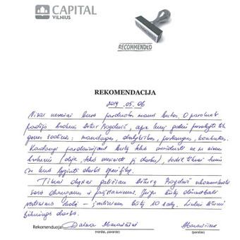 LNTAA sertifikuotas Nekilnojamojo turto brokeris / Artur Bogdevič / Darbų pavyzdys ID 661213