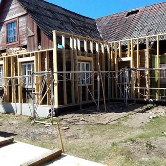 Senu mediniu namu renovacija,rekonstrukcija / Aivaras / Darbų pavyzdys ID 661401