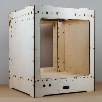 3D spausdintuvo korpusas