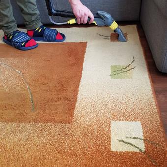 """""""Švaros ekspresas"""" - baldų, kilimų, langų, patalpų valymas / Švaros ekspresas / Darbų pavyzdys ID 662233"""
