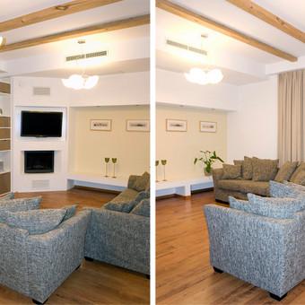 Interjero dizainas, šviesos architektūra / iP86 home / Darbų pavyzdys ID 662355