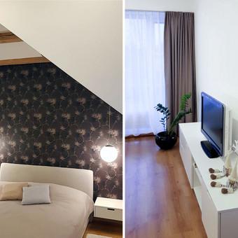 Interjero dizainas, šviesos architektūra / iP86 home / Darbų pavyzdys ID 662361