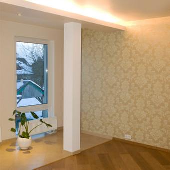 Interjero dizainas, šviesos architektūra / iP86 home / Darbų pavyzdys ID 662382
