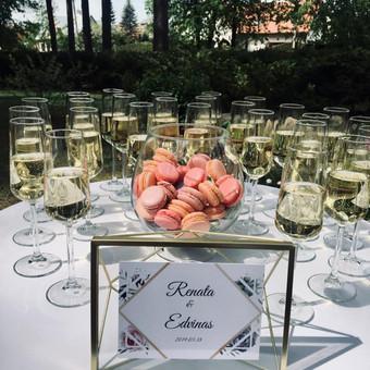 Šventė Stilingai - vaišių/šampano staliukas + aptarnavimas / Gabrielė Venckūnaitė / Darbų pavyzdys ID 662673