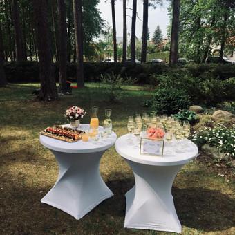 Šventė Stilingai - vaišių/šampano staliukas + aptarnavimas / Gabrielė Venckūnaitė / Darbų pavyzdys ID 662675