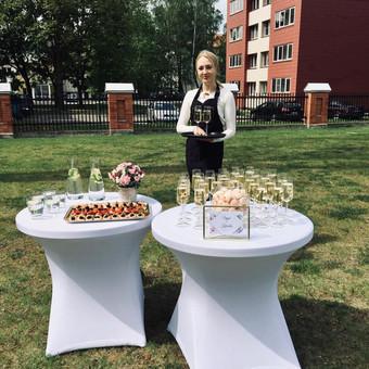 Šventė Stilingai - vaišių/šampano staliukas + aptarnavimas / Gabrielė Venckūnaitė / Darbų pavyzdys ID 662677