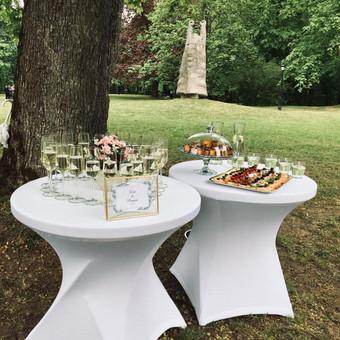 Šventė Stilingai - vaišių/šampano staliukas + aptarnavimas / Gabrielė Venckūnaitė / Darbų pavyzdys ID 662679