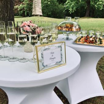 Šventė Stilingai - vaišių/šampano staliukas + aptarnavimas / Gabrielė Venckūnaitė / Darbų pavyzdys ID 662681