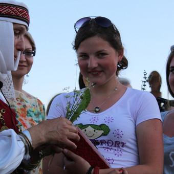 Renginių ir lietuviškų apeigų vedėja, atlikėja Skalsa Daiva / UAB Kruenta / Darbų pavyzdys ID 663043