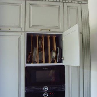 """Virtuvės baldai. Vonios baldai. Akmuo. UAB """"Forestė"""" / Dizainerė Audronė Baldai-Interjeras / Darbų pavyzdys ID 663071"""
