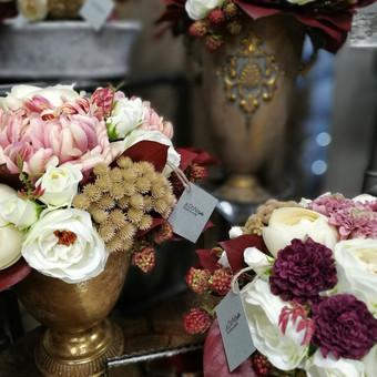 a.DoNa gėlės | floristikos studija / a.DoNa gėlės | floristikos studija / Darbų pavyzdys ID 664125
