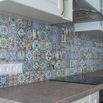 Interjerų projektavimas ir dekoravimas / Namai su istorija / Darbų pavyzdys ID 664531