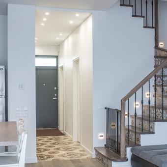 Interjerų projektavimas ir dekoravimas / Namai su istorija / Darbų pavyzdys ID 664537