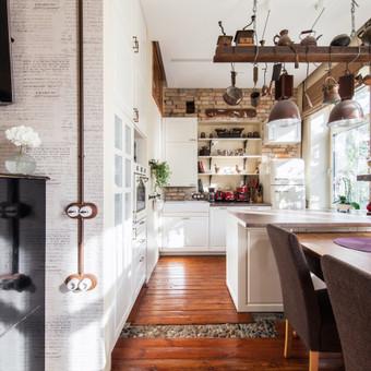 Interjerų projektavimas ir dekoravimas / Namai su istorija / Darbų pavyzdys ID 664547