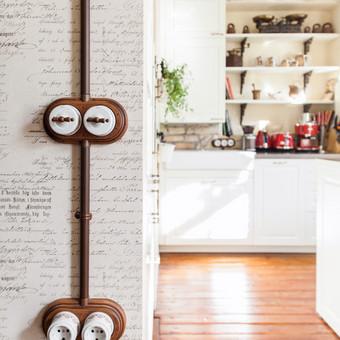 Interjerų projektavimas ir dekoravimas / Namai su istorija / Darbų pavyzdys ID 664551
