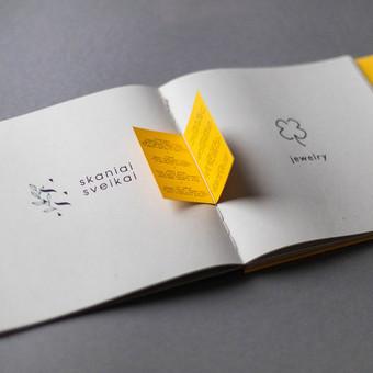 Logotipų kūrimas | grafikos dizainas | deepyellow_design / Emilė Vaitkūnaitė / Darbų pavyzdys ID 665095