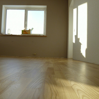 Medinių grindų įrengimas / Arnas / Darbų pavyzdys ID 86897