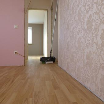 Medinių grindų įrengimas / Arnas / Darbų pavyzdys ID 86895