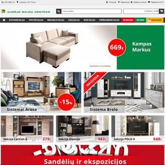 Interneto svetainių ir el.parduotuvių kūrimas, TVS, SEO / UAB TVS projektai / Darbų pavyzdys ID 667817