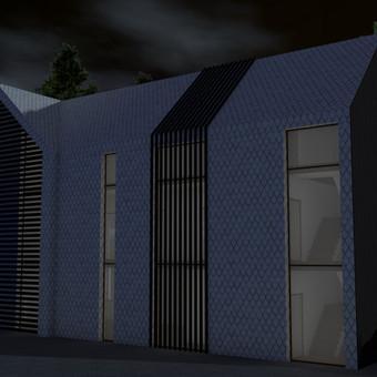 Architektas Aidas Bumbulis. Visos projektavimo paslaugos. / Aidas Bumbulis / Darbų pavyzdys ID 667977