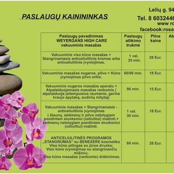 Vakuuminis masažas Alytuje / Oksana / Darbų pavyzdys ID 668399