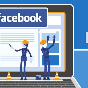 Reklaminės kampanijos kūrimas Facebooke.