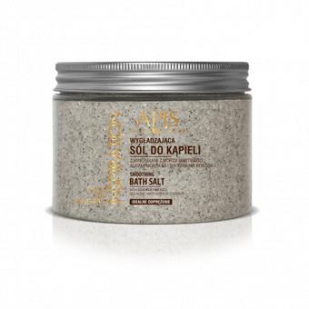 Minkštinti vonios druską su Negyvosios jūros mineralais, jūros dumbliais ir kokoso dulkėmis 650g