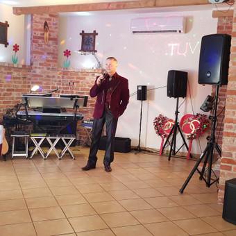 Dainuojantis ir grojantis renginių vedėjas! / Alvydas Paškevičius / Darbų pavyzdys ID 670771