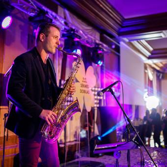 Saksofonistas Juozas Kuraitis Jūsų šventei !!! / Juozas Kuraitis / Darbų pavyzdys ID 671689