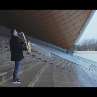 Saksofonistas Juozas Kuraitis Jūsų šventei !!! / Juozas Kuraitis / Darbų pavyzdys ID 671693