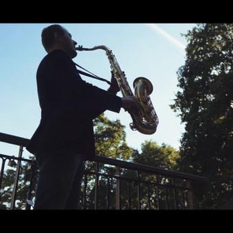 Saksofonistas Juozas Kuraitis Jūsų šventei !!! / Juozas Kuraitis / Darbų pavyzdys ID 671695
