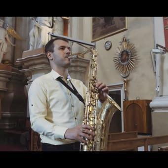 Saksofonistas Juozas Kuraitis Jūsų šventei !!! / Juozas Kuraitis / Darbų pavyzdys ID 671697