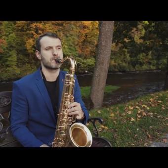 Saksofonistas Juozas Kuraitis Jūsų šventei !!! / Juozas Kuraitis / Darbų pavyzdys ID 671699