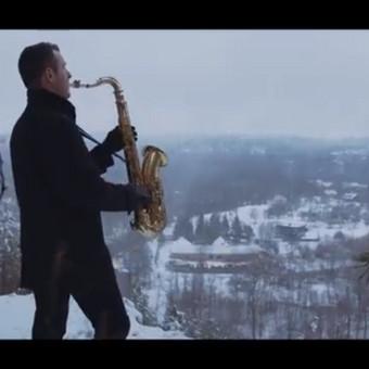 Saksofonistas Juozas Kuraitis Jūsų šventei !!! / Juozas Kuraitis / Darbų pavyzdys ID 671701