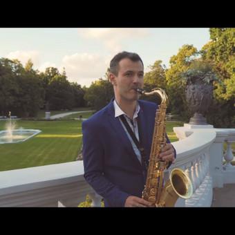 Saksofonistas Juozas Kuraitis Jūsų šventei !!! / Juozas Kuraitis / Darbų pavyzdys ID 671705